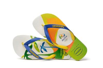 Featuring Havaianas Jeux Olympiques Rio 2016